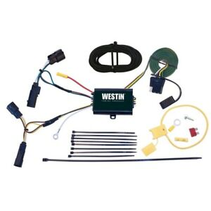 65 62076 Westin T Connector Trailer Wiring Harness Kit For Ford Escape 2013 2019