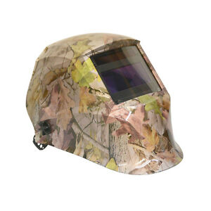 Leaves Design Solar Auto Darkening Welding Welder Helmet Lens Shade 9 13