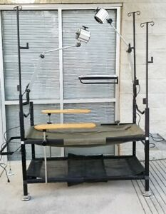 U s Military Field Operating Table Nsn 6530 01 321 5592