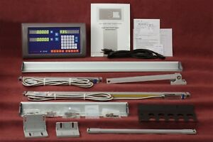 2 Axis Easson Es8a Digital Readout Mill Kit 12 X 30 Dro Kit With Usa Warranty