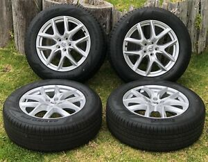 18 Volvo Xc60 Xc 60 Factory Oem Original Wheels Rims Tires 2019 2018 2017 2016