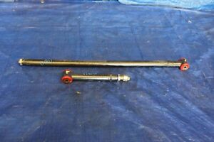 2008 Ford Mustang Shelby Gt500 5 4l Oem Panhard Bar Control Arm broken 1160