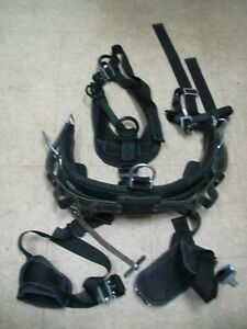 Buckingham Linemen Body Belt Harness Size 26 2000m09