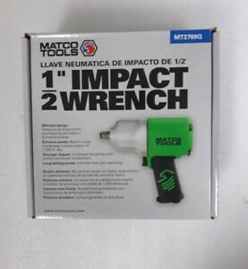 New Matco Tools Mt2769g 1 2 Composite Impact Wrench