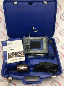 Tested Olympus Panametrics Epoch 600 Ultrasonic Flaw Detector