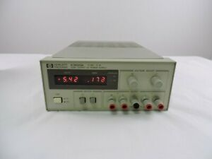 Agilent E3620a 50w Dual Output Power Supply Two 25v 1a 90 Day Warranty