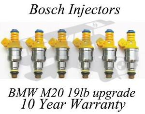 Bmw E30 E34 E36 M20 M30 M50 19lb Injector Upgrade Genuine Bosch