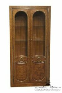 Weiman Mid Century Modern 37 Lighted Display Cabinet Wall Unit