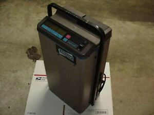 Totalline Model 12ra Totalclaim Refrigerant Recovery Recycle Unit Cover manual