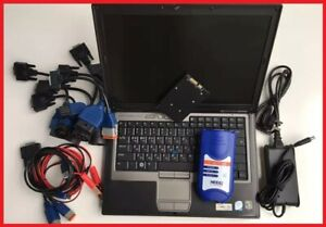 Rugged Heavy Duty Diesel Diagnostic Laptop Volvo Detroit Mack Hino Cat Perkins