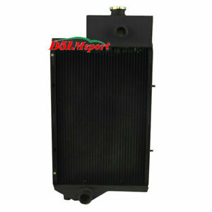 For John Deere Tractor 300b 301a 302 302a 400 401 480 Jd400 Jd401 Jd480 Radiator