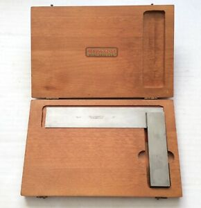 Starrett 6 No 20 Square With Box