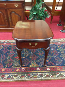 Pennsylvania House Cherry End Table Delivery Available