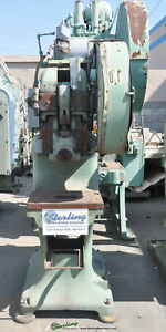 25 Ton Press | MCS Industrial Solutions and Online Business