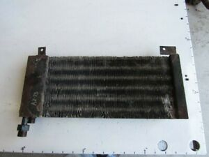 John Deere Am101957 Oil Cooler 955 Tractor Mower