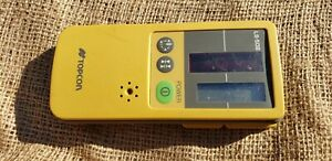 Topcon Ls 50b Laser Receiver Detector Used But Great Shape