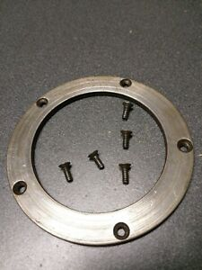 South Bend 16 Lathe Cl 117e Spindle Protecting Ring As451h2 Shield W Screws