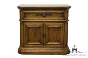 Unique Furniture French Regency Style Cabinet Nightstand 4117