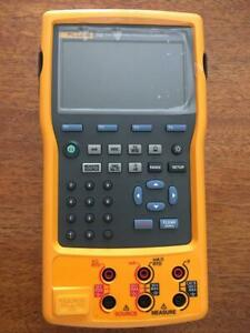 Fluke 753 Documenting Process Calibrator With Case Purchased New Never Used