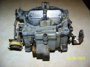 Rochester 4bl Carburetor 7040511 1970 Chevy Gmc C10 30 K10 K30 With 350 Engine