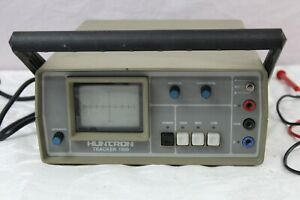 Huntron Tracker 1000 Signal Tracer Pulse Generator Vintage Voltage Checker