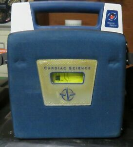 Cardiac Science Powerheart G3 Aed Model 9300e 001