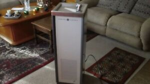 used Floor Mount Water Cooler Drinking Fountain G e