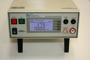 Associated Research Dielectric Withstand Tester Hypot Iii Model 3705