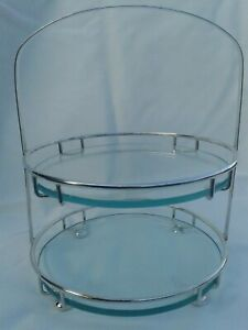 Stunning Art Deco Silver Plate Cakestand Immaculate