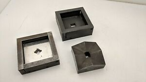 Greenlee Usa Punch Die Set 60178 5060179 5018567 4 125 Square Knockout 104 8mm