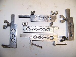 Vintage Flaring Tool Lot Of 5 Gould Imperial Proto General Chicago Specialty