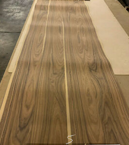 Rosewood Wood Veneer 34 X 98 10mil Paper Backed Aa Grade Box 1 Sheet 5