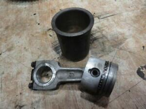 John Deere 720 730 Pony Motor Pistons Liners And Connecting Rod Af3418r Af1992r
