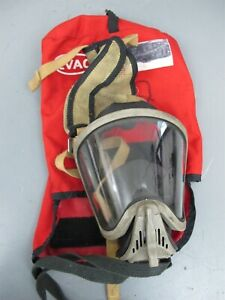 Msa Ultra Elite Full Facepiece Respirator Air Mask 7 935 4 Med W mesh Harness