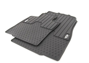 Mini Cooper Countryman 2011 2016 All Weather Floor Mats Front Mini Logo 51 47