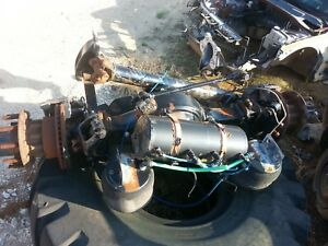 09 Freightliner M2 Rear Differential Axle Assembly