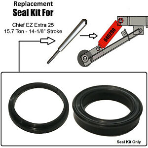 Seal Kit Chief Ez Extra 25 Frame Machine Lift Ram
