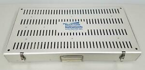 Bausch Lomb Prs4185 Ent Surgical Instrument Tray 20 X 10 1 2 X 2 1 2