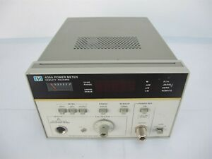 Hp 436a Rf Power Meter With Gpib Option 022
