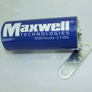 Maxwell K2 2 7v 3000f connecting Piece Super Capacitor G721 Xh