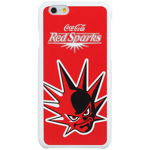 Coca-Cola iPhone6 Case Red Sparks
