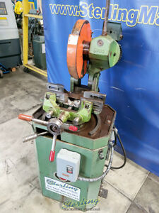 12 Used Scotchman Manual Coldsaw Cpo315lt A4913