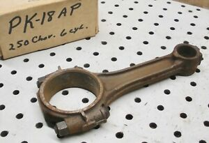 Nos Engine Connecting Rod Pk 18 ap Ref R18ap For Chevrolet 250 6 Cyl