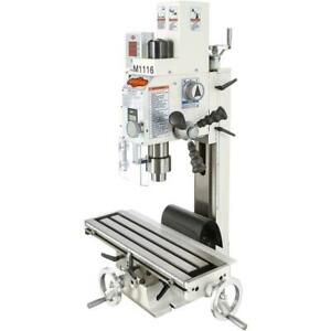 Shop Fox Variable speed Mill drill With Dro M1116