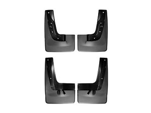 Weathertech No drill Mudflaps For Gmc Acadia 2013 2016 Front rear Set