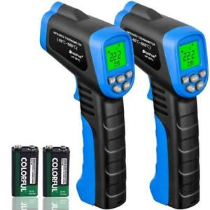 Holdpeak 981c Non contact Digital Laser Infrared Thermometer Temperature Gun
