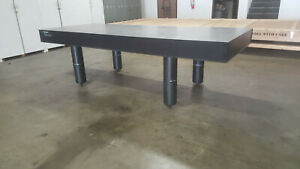 Newport Optical Table Rs 4000 Sealed Hole Table With Tuned Damping 4 X 10