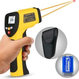 Zenic Dual Laser Infrared Thermometer Digital Temperature Measuring Gun
