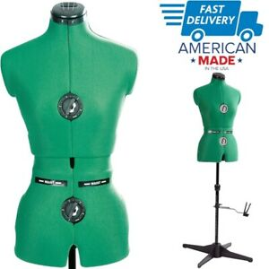 Adjustable Mannequin For Sewing Multisize Dressmaker Dummy Dress Form With Stand