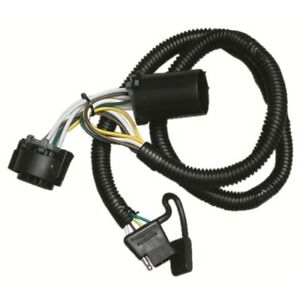 118384 T one Trailer Hitch Wiring Harness Gm Vehicles With 7 Pole Plug